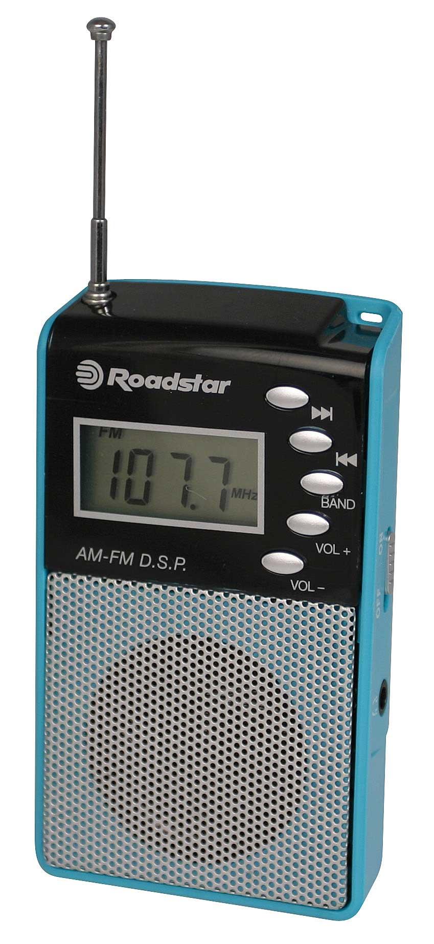 Roadstar Vintage Fickradio