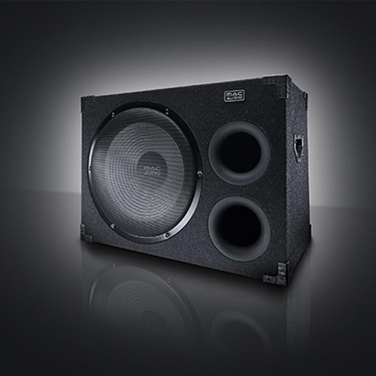 Mac Audio 15 tum baslåda