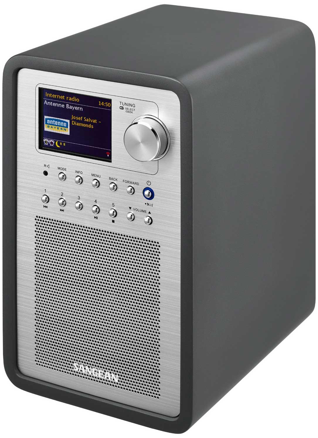 Sangean Wifi Radio DAB FM USB