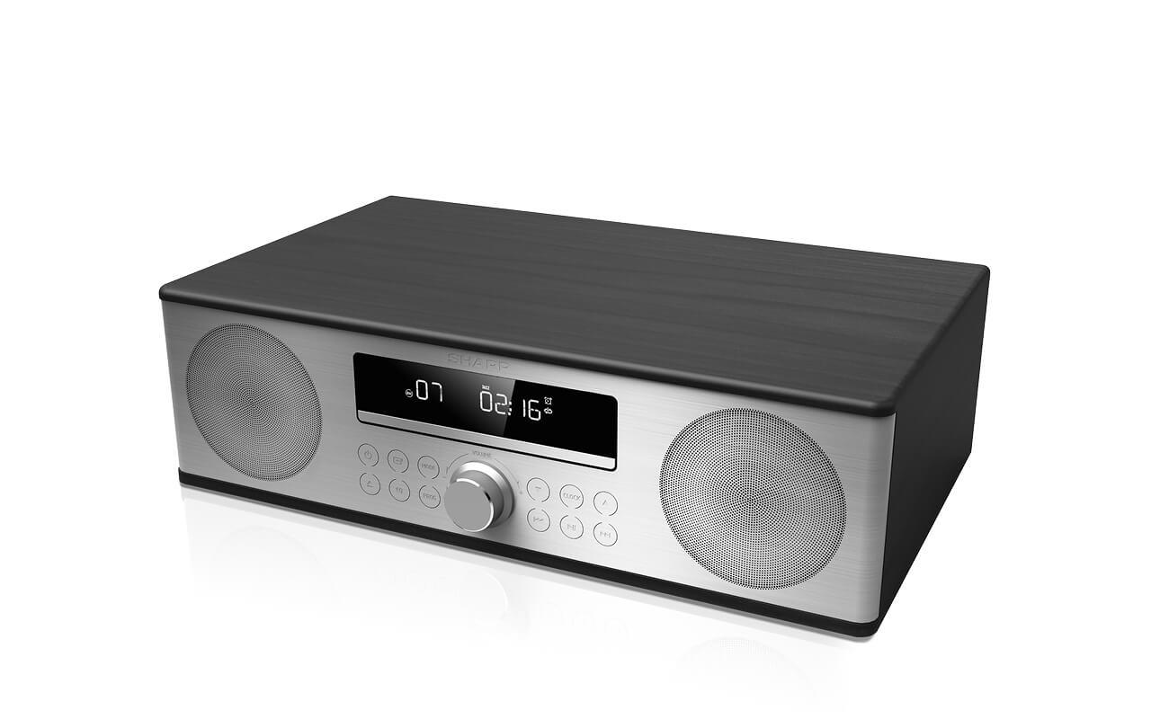 Sharp micro stereo 2x15w