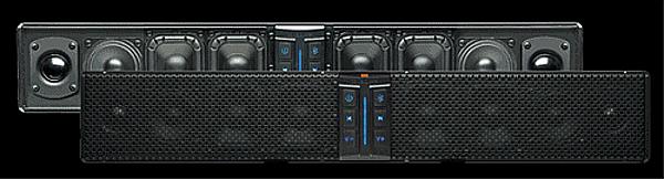 Powerbass Soundbar 8sp BT 300w