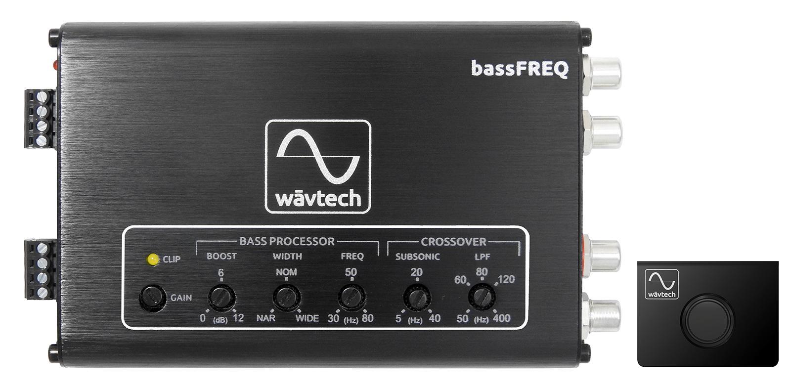Bass processor